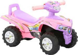 Фото машины-каталки Ningbo Prince Toys Quadro для детей