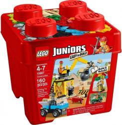 фото Конструктор LEGO Juniors Строительство 10667