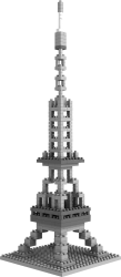 фото Конструктор LozToys Эйфелева башня 9361