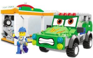 фото Конструктор S+S Toys Джип ES80090R