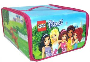 Коробка-коврик LEGO Friends Toy Box А1650ХX SotMarket.ru 1210.000
