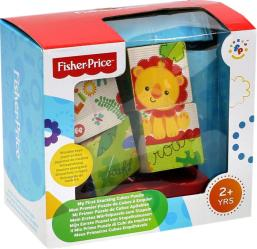 Фото кубик-пазл Fisher-Price ФП-2001
