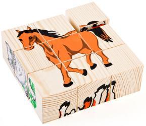 Кубики Томик Домашние животные 4444-3 SotMarket.ru