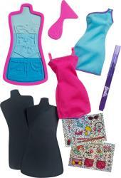 Набор одежды Mattel Barbie Модная дизайн-студия X7895 SotMarket.ru 1240.000