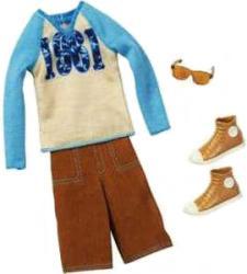 Одежда Barbie Модная штучка Коллекция одежды Кена Mattel BCN66 SotMarket.ru 1120.000