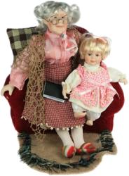 фото Кукла Бабушка 46 см Русские подарки 15815