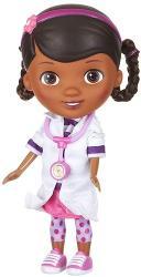 Фото куклы Disney Доктор Плюшева Дотти со стетоскопом 90090
