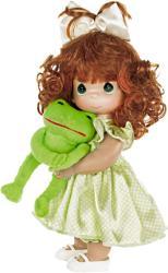 Precious Moments Кукла Девочка и лягушонок Элли
