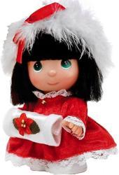 Фото куклы Precious Moments Mini Moments Декабрь 5374