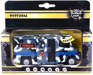 фото Автобус Пламенный мотор Омон 1:43 87506