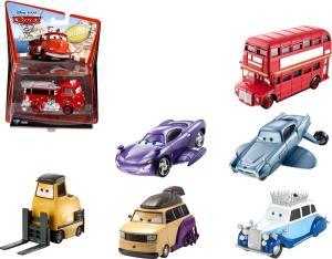 фото Автомобиль Mattel Тачки 2 2843V