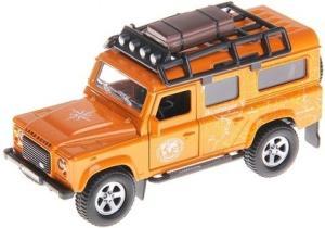 Автомобиль Пламенный мотор Land Rover Defender Экспедиция 1:43 87511 SotMarket.ru 450.000