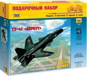 фото Самолет Звезда СУ-47 Беркут 1:72 7215PN