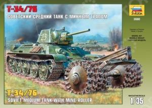 Танк Звезда Т-34/76 1:35 20497 SotMarket.ru 610.000