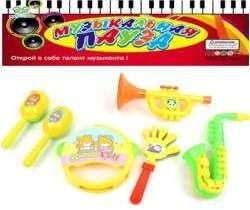 Фото музыкальный набор S+S Toys СС75449