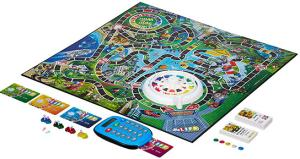 Фото настольной игры Hasbro Жизнь с банковскими картами A6769