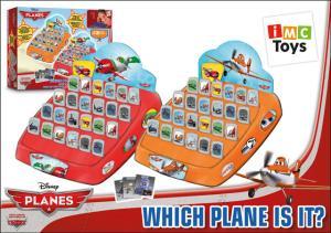 Настольная игра Угадай кто? Planes