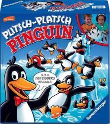 Фото настольной игры Ravensburger Пингвины на льдине 22080