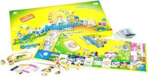 Фото настольной игры S+S Toys Монополия Луна-Парк ER9554R