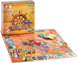 Фото настольной игры S+S Toys Пиратская монополия ER80237R