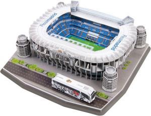 9099671bbc07 Nanostad Стадион Реал Мадрид 3D 34120201 — купить 3D-пазл в Сотмаркете