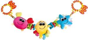Фото погремушка Цветной океан Canpol Babies 68/025