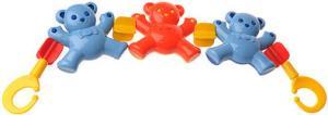 Фото игрушка-подвеска Курносики Медвежата 21003