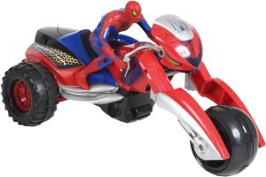 Скачать Игру Человек Паук На Мотоцикле - фото 6