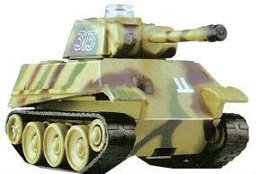 Фото танкового боя AIRZOFT RTT-0020-01 на радиоуправлении