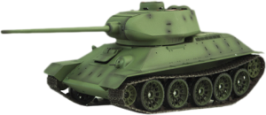 Heng Long Танк T-34/85 1:16 3909-1 PRO SotMarket.ru 9230.000
