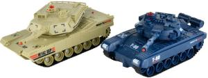 Фото танкового боя JinXingDa Toys RTT-0019-01 на радиоуправлении