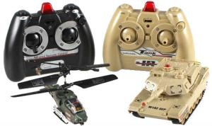 фото JinXingDa Toys Air-Ground War RTT-0023-01