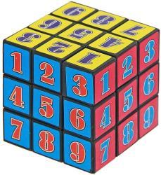 Фото кубик-Цифры Эврика 90298