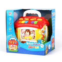 Говорящий домик со звуком Joy Toy 9149 SotMarket.ru 1490.000
