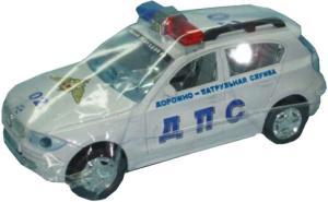 фото Машина инерционная Joy Toy ДПС В00106