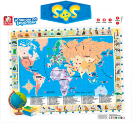 S+S Toys Галопом по Европам EH4254R SotMarket.ru 670.000