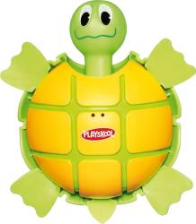 Фото игрушки для купания Playskool Веселая черепашка Hasbro 02112