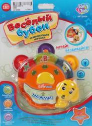 Фото погремушка Бубен Joy Toy 954