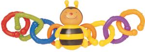 Фото погремушка на коляску Пчелка K's Kids KA308