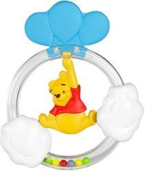 Фото погремушка-прорезыватель с шариками Winnie the Pooh TOMY Винни 71859