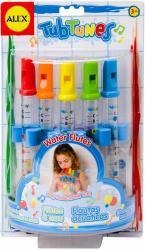 Фото игрушки для купания Водяные флейты ALEX 4005