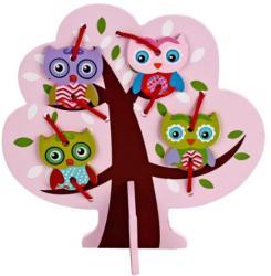 Шнуровка Дерево с совятами Mapacha 76429 SotMarket.ru 220.000