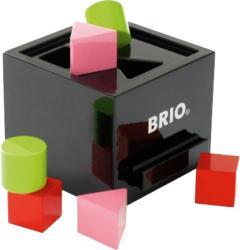 Фото сортер с кубиками BRIO 30144