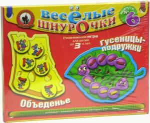 Фото весёлые шнурочки Русский Стиль 03220
