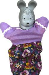 фото Кукла-перчатка Мышка Русский Стиль 11014