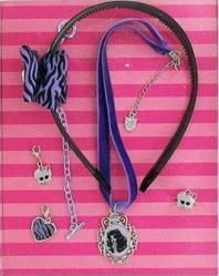 фото Набор украшений Monster High Mattel CLAWDEEN WOLF 87800071