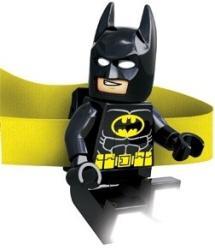 Налобный фонарик Бэтмен LEGO IQ Hong Kong LGL-HE8 SotMarket.ru 540.000