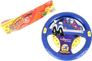 фото Электронный руль Joy Toy Я тоже рулю 2213