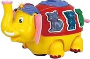 Слонёнок-фокусник Zhorya ZYA-A0183 SotMarket.ru 600.000