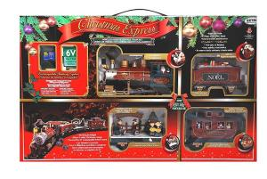 Железная дорога Eztec Christmas Express Train Set 37170 SotMarket.ru 6210.000